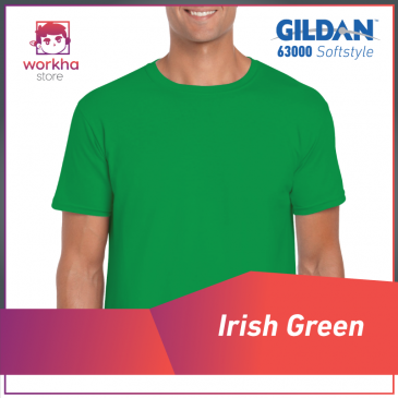 gildan-irish-green