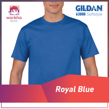 gildan-royal-blue